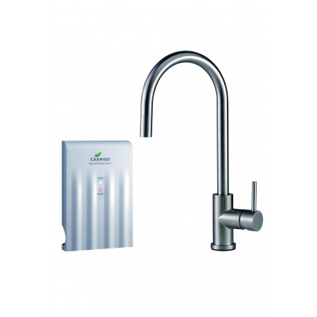10 Second Machine model x with Pull Down Kitchen Stainless Steel Faucet