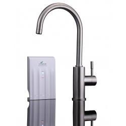 10 Second Machine with Single Handle Kitchen Stainless Steel Faucet