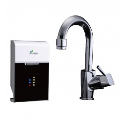 10 Second Machine Commercial with Single Handle Kitchen Lantern Shaped Faucet