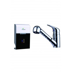10 Second Machine Commercial with Single Handle Pull Out Faucet